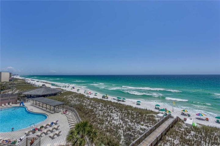 500 GULF SHORE DRIVE UNIT 407 DESTIN FL
