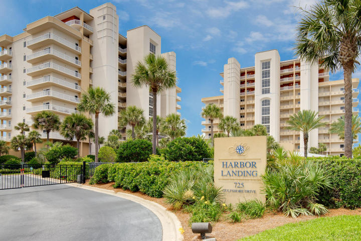 725 GULF SHORE DRIVE UNIT 805B DESTIN FL