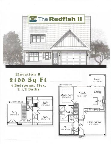 LOT 2B PINTAIL BLVD FREEPORT FL
