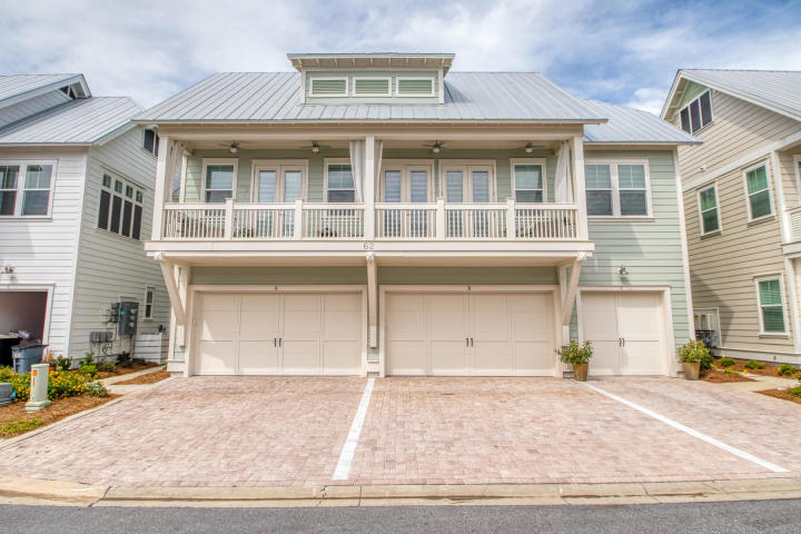 62 DUNE COMET LANE UNIT C INLET BEACH FL