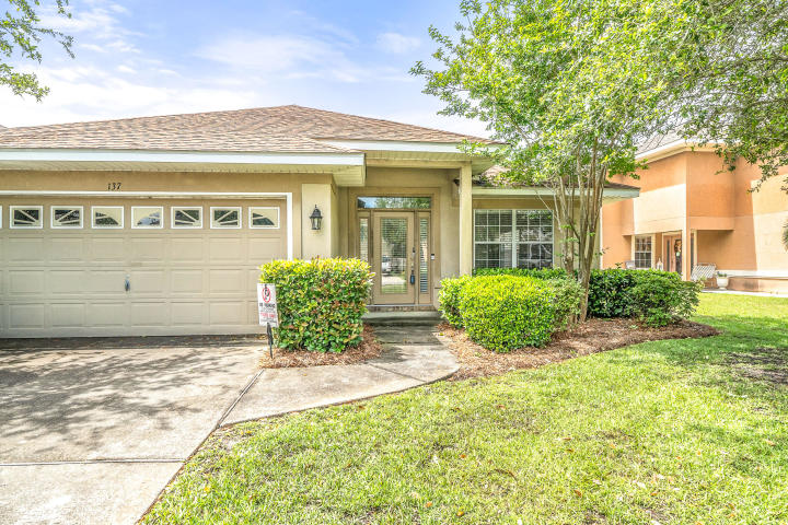 137 LOBLOLLY BAY DRIVE SANTA ROSA BEACH FL