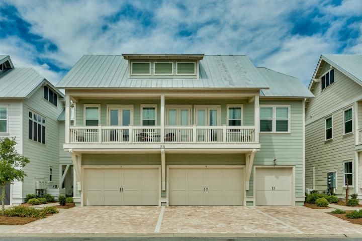 58 YORK LANE UNIT B INLET BEACH FL