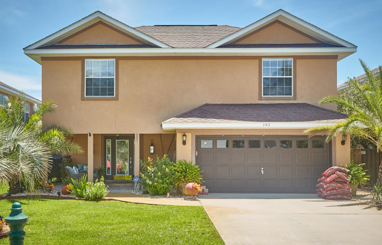 597 LOBLOLLY BAY DRIVE SANTA ROSA BEACH FL
