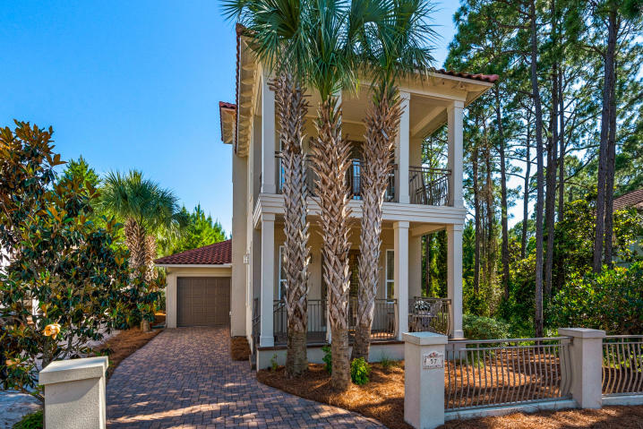 57 WHITE CLIFFS LANE SANTA ROSA BEACH FL