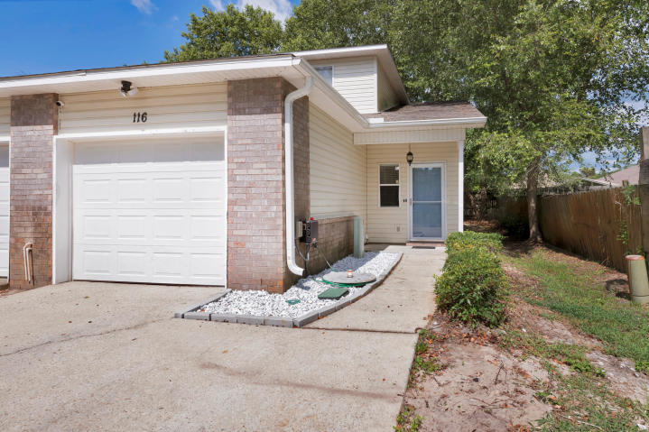 116 DOLPHIN ROAD UNIT 116 MARY ESTHER FL