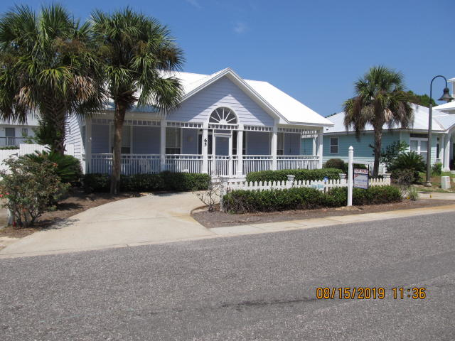 65 CRYSTAL COURT SANTA ROSA BEACH FL