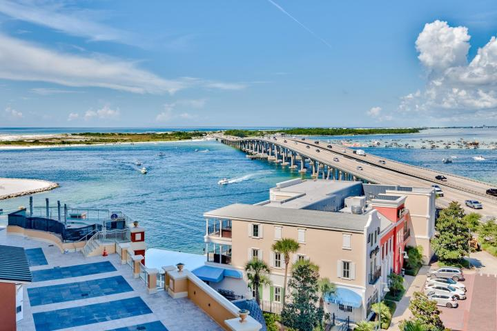 10 HARBOR BOULEVARD UNIT W429 DESTIN FL
