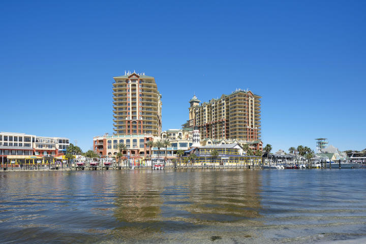 10 HARBOR BOULEVARD UNIT W328 DESTIN FL