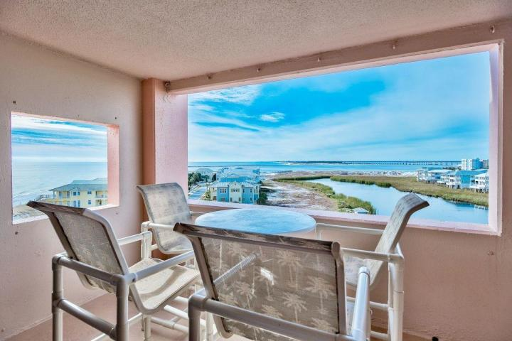 500 GULF SHORE DRIVE UNIT 422 DESTIN FL