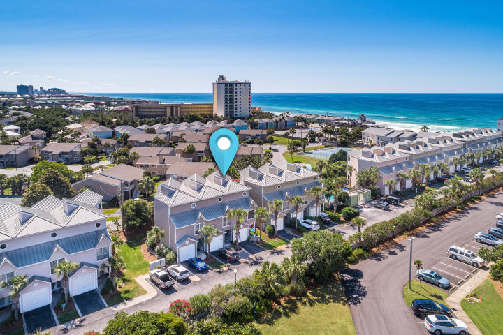 3695 SCENIC HIGHWAY 98 UNIT 701 DESTIN FL