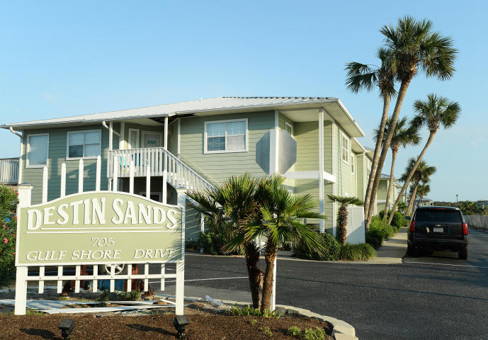 705 GULF SHORE DRIVE UNIT 401 DESTIN FL