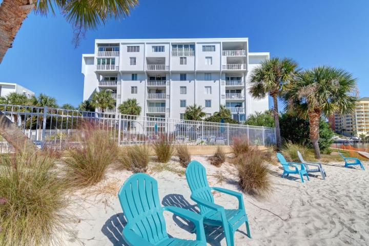 30 MORENO POINT ROAD UNIT 106C DESTIN FL