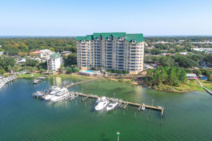 662 HARBOR BOULEVARD UNIT 840 DESTIN FL
