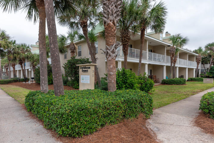 71 WOODWARD STREET UNIT 123 DESTIN FL